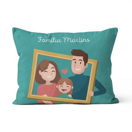 Fronha_almofada_bedattitude_personalizada_familia_martins_nome_apelido_imagem_foto